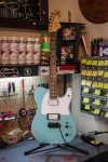Custom Guitars Perri ink Custom Guitars Nick Perri